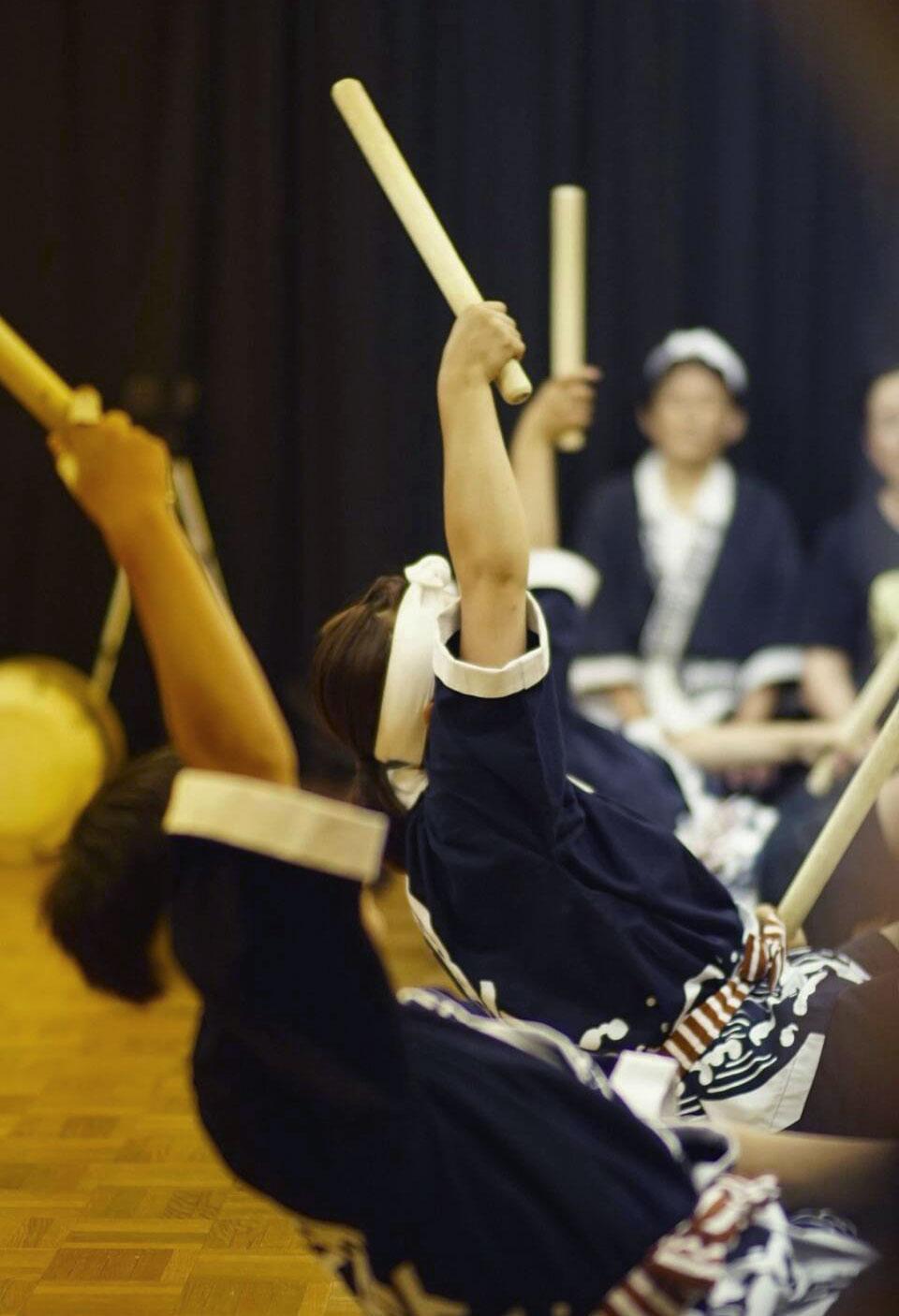 2018年 高島2丁目町内会盆踊り